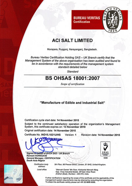 Aci Salt Ltd Aci Limited