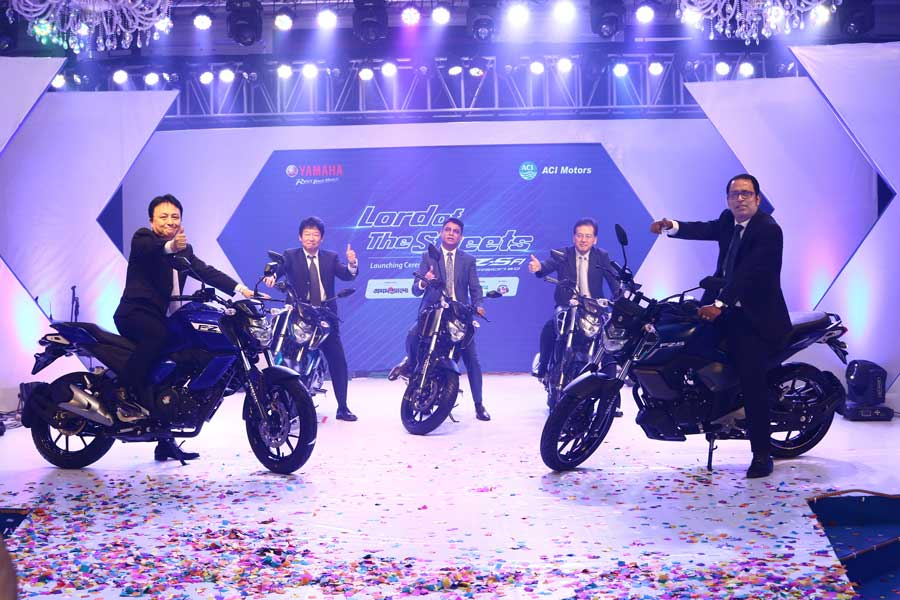 Yamaha Launched Two New Model Bikes Aci Limited