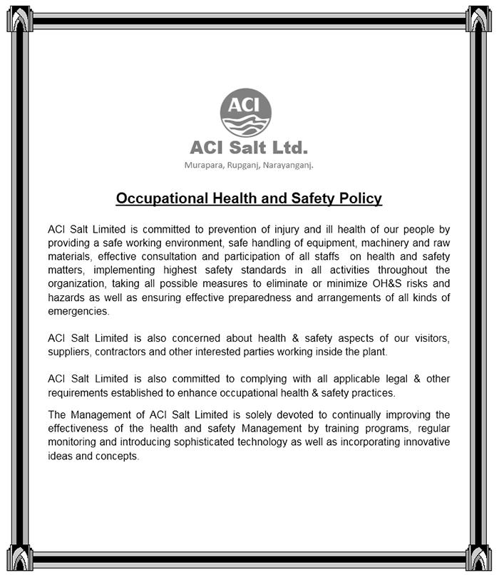 Salt Aci Limited